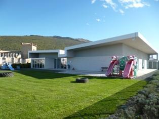 Ayuntamiento de berrioplano escuela infantil de berriosuso for Piscinas berrioplano