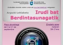Anima  zaitez  eta  parte  hartu  Berdintasunari  buruzko  argazki  lehiaketan!