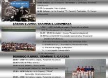 Las fiestas de Berrioplano, del 7 al 9 de junio