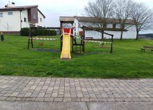 Se reabren los parques infantiles