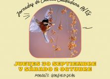 Jornadas de Ciencia Ciudadana (Aves)